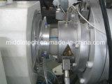 La electricidad plástica del PVC de la máquina del tubo transmite la cadena de producción