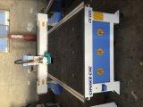 Máquina de talla de madera de piedra de acrílico del ranurador del CNC del metal para el funcionamiento 3D