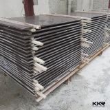 Feuille extérieure solide acrylique blanche matérielle de meubles (61017)