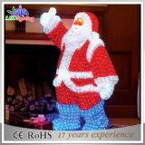 Heißes Acryl Weihnachtsmann der Weihnachtsdekoration-3D