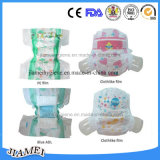 Schläfrige Winkel-Baby-Windeln mit vollem Einfassungs-Gummiband-Bund