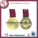 Médaille en métal de sport