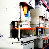 Metal mecánico chino que esconde la prensa