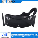Nuova versione 3D bianco HDMI di Skyzone negli occhiali di protezione di Fpv