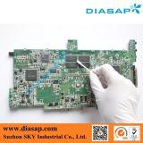 Tampone di cotone del locale senza polvere di Diasap per usando industriale (SF-003)
