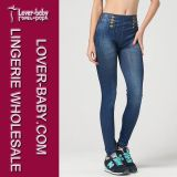 De Jeans van de manier kijken Beenkappen 2016 Naadloze Beenkappen L97038 van Vrouwen