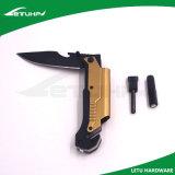 Cuchillo multi de la herramienta de Fucntion con la antorcha del LED