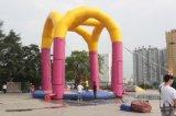 Het originele Pretpark Opblaasbare Bungee van de Fabrikant