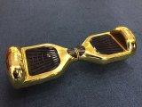Самокат электрического Собственн-Баланса перемещаясь с гальванизировать металлический цвет