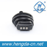 전자총 안전 (YH1224)를 위한 Bleack 조합 트리거 자물쇠