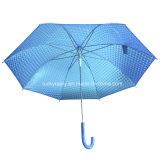 PlastikTransparent Poe Umbrella mit Popular und Fashion 3D Design