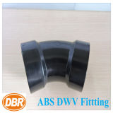1,5 polegadas ABS ABS Dwv Fitting 1/8 Bend