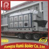 Caldaia a vapore orizzontale di olio di combustione termica dell'alloggiamento per industria