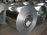 Bobina de acero aluminizada usada para la hoja del material para techos