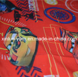 美しいワックス服のための軽くて柔らかいプリントファブリックか衣服またはAbaya