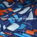 Tessuto chiffon della stampa della bella cera per il vestito/indumento/Abaya