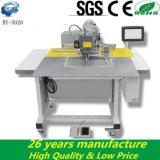 Teste padrão eletrônico do bordado da agulha de Mistubishi 3020 máquina de costura industrial do único