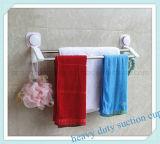 Водоустойчивая штанга рельса полотенца для вспомогательного оборудования ванной комнаты