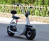 Scooter électrique de Citycoco Scrooser Citycoco 2 de mobilité de ville de roues adultes sans frottoir de Citycoco 500W