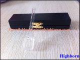 Manufacurer personalizza la provetta di vetro di quarzo del silicone