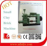 Venda quente na máquina de fatura de tijolo da argila de Russsia