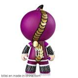 Nombre d'actions coloré jouet de PVC de figurine d'usine en gros