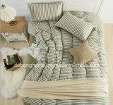 Stellt Winter-warme chinesische Bettwäsche-gesetzte Bettwäsche-Set-Baumwollgroßhandelströster 100% Bettwäsche ein