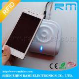 leitor Desktop de 13.56MHz DESFire EV1 RFID NFC para o controlo de segurança