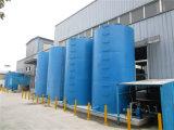 Matériau imperméable à l'eau auto-adhésif pour couvrir dans les constructions