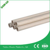 Tubulação de fonte da água do PVC da alta qualidade, alta qualidade e tamanhos elétricos favoráveis da tubulação do PVC