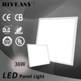 36W LED Panel Light LED Light mit COLUMBIUM Cer EMC RoHS 100lm/W Panel Light UL-TUV Dlc GS