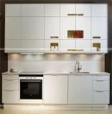 Hoge het wit polijst Modulaire Keukenkast