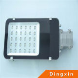 Diodo emissor de luz Street Lights do poder superior de IP65 Warranty 5 Years 9W-250W