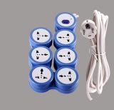 Gire los conectores de extensión (YW-66)