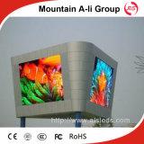 Kleur die van de Fabriek van China de Openlucht Volledige P16 het LEIDENE Scherm van de Vertoning adverteren