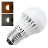 B65 E27 7W Cool White 6000k LED Light Bulbs