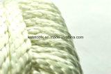 Веревочка твердого волокна полипропилена веревочки упаковки Braided материальная Braided