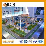 Drehendes heißes Bett-Geräten-Modell/industrielle Programmierung-vorbildliches/Architekturschuppen-Gebäude-vorbildlicher bildenfaktor/Projekt-Gebäude-Modell