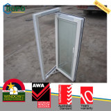 Grad Ein UPVC Window Double Glass mit Blinds Inside