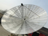 6m Aluminum C Band Satellite Dish Mesh Antenna From Bowei