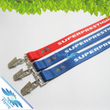 Tuch Sublimation Lanyard mit Logo für Business