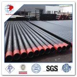 Pipa de acero redonda de carbón de Stpg370-E para la industria petrolera