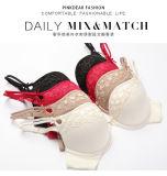 Las mujeres de lujo de la ropa interior atractiva del sujetador y ropa interior (CS21122)