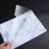 Carpeta plástica impresa modificada para requisitos particulares venta al por mayor del libro de la cubierta de libro del PVC en Guangzhou