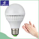 luz de bulbo do sensor do diodo emissor de luz de 5W 7W