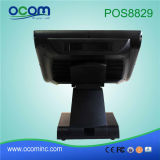 15inch POSシステム(POS8829)のためのLCD表示が付いている電子式金銭登録器