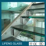 Gelamineerd Glas voor de Bouw van Gordijngevel, Treden