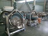 De elektrische het Verwarmen Overhellende Ketel 50-1000L van het Jasje (ace-jcg-P2)