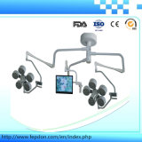 Dubbele LEIDENE van de Koepel Chirurgische LEIDENE Lamp (YD02-LED3+4)
