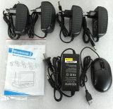 4 kit combiné Hdcvi de la radio NVR de Megapixe de la Manche 1.0